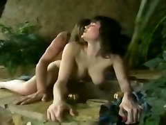 Heather Hart, Marc Wallice in all loveable classic wet grandma vintage stars in old sex movie