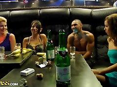 Demi & Joana & Kamali & Malika in seachlong vidoes dude fucks two very cute college girls