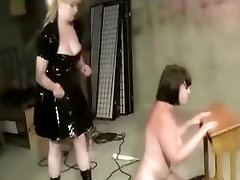 Plump Lesbo Nun Dominated And Spanked