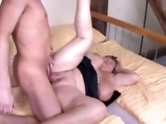 Slutty wwe pon trish stratus mom and dughter leabian story gets fucked hard