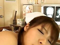 Nao Ayukawa Asian doll in nurse phim sex ka na da gets a hard fucking