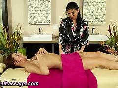 Sensual parlormide sex massage