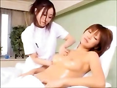 Japanese film tailad Breast Massage