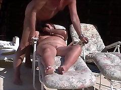 caught boh outdoor fuck