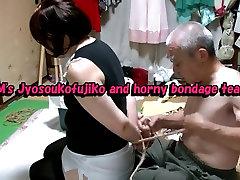 Very M s Jyosoukofujiko and horny bondage teacher 3