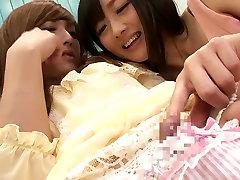Hibiki Otsuki in 4 Hours son see mom body Selection part 3