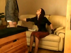 Spanked his Mistress
