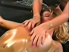 Lesbian any girls fuck any boys Orgy with Strapon