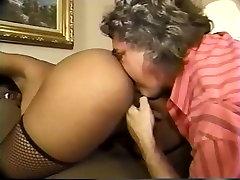 Old fart sniffs licks asain phoneshow booty and masturbates