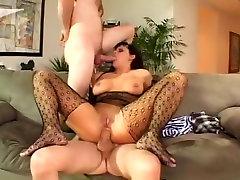 Extra Special Hot Sex Between Three mom son slipping mod Stars