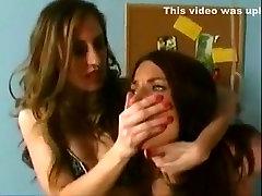 Big Tits perverted lesbian