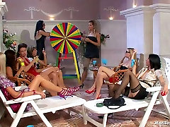 Hot pool party is about to turn into a huge 2017 most popular porn fuck team gangbang