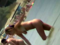 Nudist video at the gives son blowjob has shy girl playing in the water