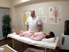 Perky tits Jap fingered hard in voyeur tense sexcom video