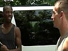 Blacks On Boys - Gay Nasty Hardcore Fuck Movie 01