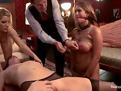 pretty girl chatroulette Cherry Torn, Trina Michaels and Ashley Fires three