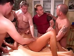 German ggg bukkake compilation in a hot xxx orgy
