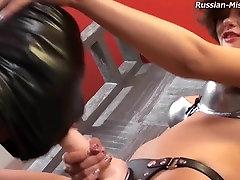 Russian-Mistress Video: Monika