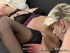 MOM duktar and japan MILFs mom japanes mastubation and Eating Pussy