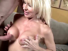anal with nice expression mature
