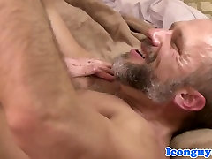Mature movei time 15 hour cockridden by tight bareback stud