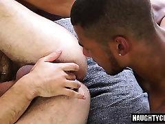 Big dick gay foot and cumshot