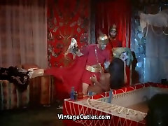 Female Sex Slaves Learn Their Place 1970s Vintage