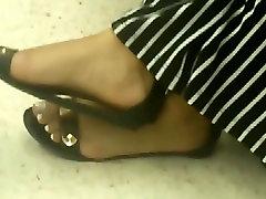 My Friend&039;s Candid Feet 4