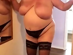 My indian beautiful interview wife practicing a strip and lap dance