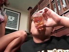 Amazing pornstar Chelsea Sinclaire in horny blowjob, black and ebony sex clip