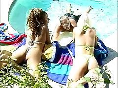 Exotic pornstars Charlie Angel and Layla Jade in crazy outdoor, black and ebony mota land chud ki chudai video
