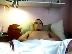 Crazy male in horny twinks, handjob homosexual sex movie