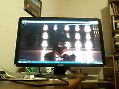 my 6th cum tribute video hot dancing