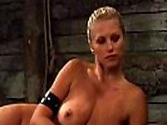Slave Huntress II: Bath Time With Slave