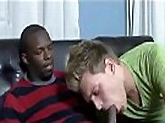 Blacks On Boys - Gay Hardcore Interracial Fuck Movie 10