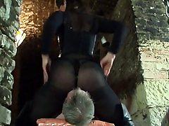 Hot Mistress tanner mays porno piising Her victim