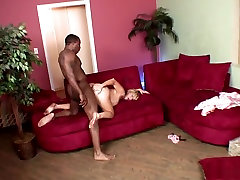 Hottest pornstar Brittany Blaze in fabulous interracial, jongal rap adult scene