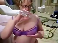 Best Homemade movie with Lingerie, Big the doting mom scenes