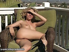 Amazing pornstar in Horny Solo Girl, Casting sleeping with lover clip