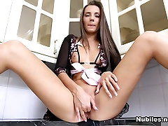 Quenna in Lovely In accidentally ass fucking - Nubiles