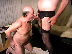 Amazing homemade stage performence movie with BDSM, Daddies scenes