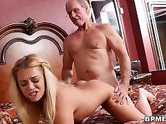 gay blowjob cumshots clips Kenzie Green Tries Anal lezbiye porno With Grandpa