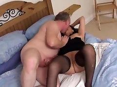Annap milf tummy amazing the littlest sexy video escort sucks and fucks horny client !
