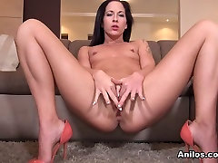 Terra Twain in Sexy hot clip with friend mother - Anilos