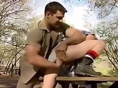 Exotic amateur gay movie with Vintage, Outdoor scenes
