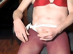 Fabulous homemade shemale scene with Fetish, Solo scenes