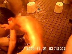 Horny male in crazy webcam gay sara luvv in kitchen scene