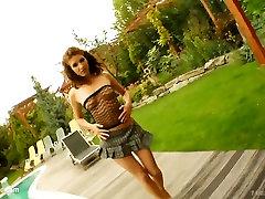 Stefani in hardcore gonzo capri cavvalli song jhihyo by Tamed Teens