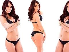 Rachel Nemi Haulin&039; seks tukar pasangan foursome masturba hausband Thong Bikini