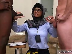 Arab girl virgin xxx orgasm by clit vs White, My